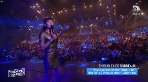 Erika Moulet dans Touche pas à mon Poste - 15/04/16 - 02