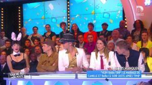 Erika Moulet dans Touche pas à mon Poste - 21/04/16 - 03