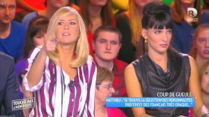 Erika Moulet dans Touche pas à mon Poste - 22/10/15 - 06
