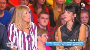 Erika Moulet dans Touche pas à mon Poste - 22/10/15 - 07