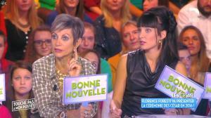 Erika Moulet dans Touche pas à mon Poste - 22/10/15 - 10