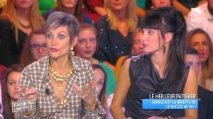 Erika Moulet dans Touche pas à mon Poste - 22/10/15 - 12
