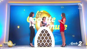 Estelle Denis et Clio Pajczer dans L Oeuf ou la Poule - 30/06/16 - 08
