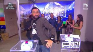 Estelle Denis et Clip Pajczer dans Touche pas à mon Poste - 28/05/16 - 01