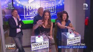 Estelle Denis et Clip Pajczer dans Touche pas à mon Poste - 28/05/16 - 03