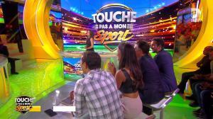Estelle Denis et Ludivine Sagna dans Touche pas à mon Sport - 09/06/16 - 09