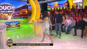 Estelle Denis et Ludivine Sagna dans Touche pas à mon Sport - 20/04/16 - 04