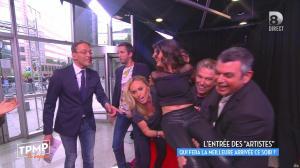 Estelle Denis dans Touche pas à mon Poste - 03/06/16 - 02