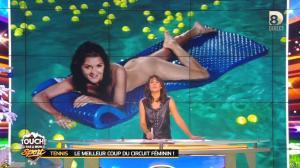 Estelle Denis dans Touche pas à mon Sport - 08/12/15 - 02
