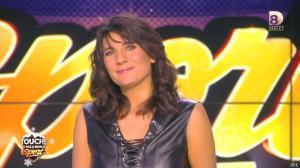 Estelle Denis dans Touche pas à mon Sport - 08/12/15 - 03