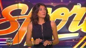 Estelle Denis dans Touche pas à mon Sport - 09/06/16 - 03