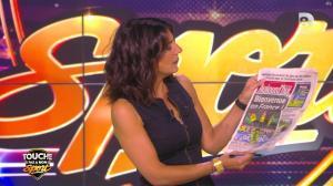 Estelle Denis dans Touche pas à mon Sport - 09/06/16 - 10