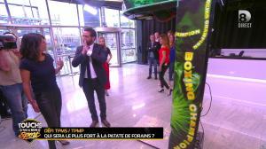 Estelle Denis dans Touche pas à mon Sport - 12/04/16 - 02