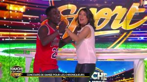 Estelle Denis dans Touche pas à mon Sport - 20/04/16 - 07