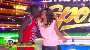 Estelle Denis dans Touche pas à mon Sport - 20/04/16 - 11