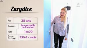 Eurydice dans les Reines du Shopping - 29/01/16 - 01