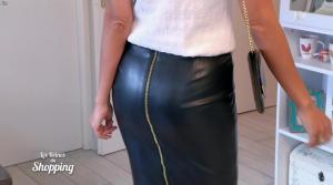 Fouzia dans les Reines du Shopping - 30/03/16 - 04