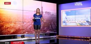 France Pierron dans L Equipe du Matin - 04/07/16 - 01