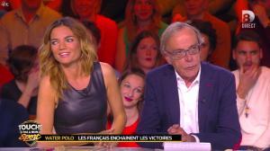 Francesca Antoniotti dans Touche pas à mon Sport - 07/04/16 - 03