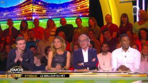 Francesca Antoniotti dans Touche pas à mon Sport - 07/04/16 - 04