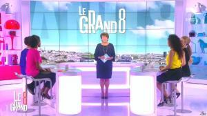 Hapsatou Sy et Aïda Touihri dans le Grand 8 - 01/10/15 - 01