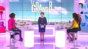 Hapsatou Sy et Aïda Touihri dans le Grand 8 - 02/10/15 - 01