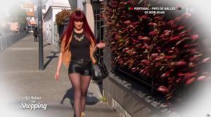 Inconnue dans les Reines du Shopping - 06/07/16 - 02