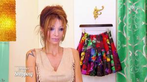 Inconnue dans les Reines du Shopping - 08/01/16 - 03