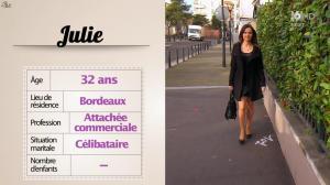Julie dans les Reines du Shopping - 04/04/16 - 01