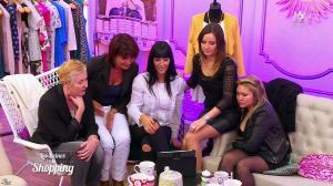 Julie dans les Reines du Shopping - 04/04/16 - 06
