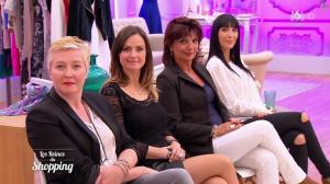 Julie dans les Reines du Shopping - 04/04/16 - 10