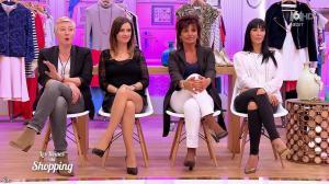 Julie dans les Reines du Shopping - 04/04/16 - 11