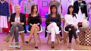 Julie dans les Reines du Shopping - 04/04/16 - 12