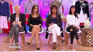 Julie dans les Reines du Shopping - 04/04/16 - 14