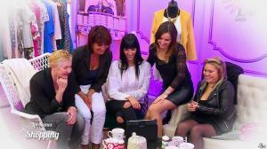 Julie dans les Reines du Shopping - 06/04/16 - 04