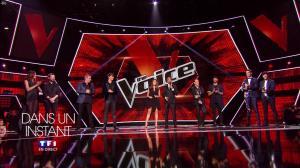 Karine Ferri dans Bande Annonce de The Voice - 14/05/16 - 02