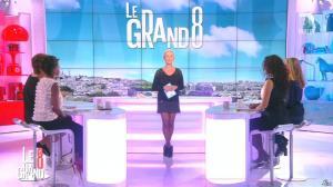 Laurence Ferrari, Hapsatou Sy et Aïda Touihri dans le Grand 8 - 01/03/16 - 04