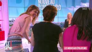 Laurence Ferrari, Hapsatou Sy et Caroline Ithurbide dans le Grand 8 - 11/04/16 - 11
