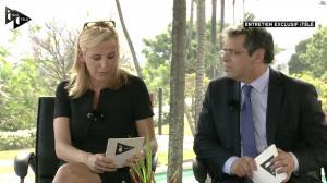 Laurence Ferrari dans Interview i>Télé - 19/03/16 - 01