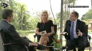 Laurence Ferrari dans Interview i télé - 19/03/16 - 03