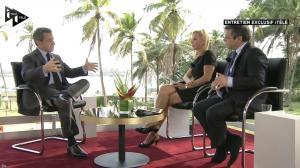 Laurence Ferrari dans Interview i télé - 19/03/16 - 04