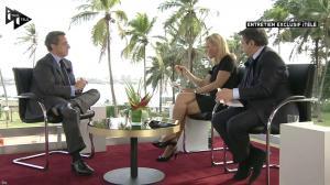 Laurence Ferrari dans Interview i>Télé - 19/03/16 - 06