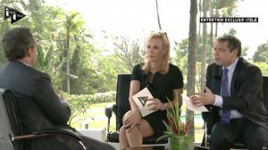 Laurence Ferrari dans Interview i télé - 19/03/16 - 07