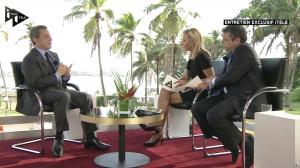 Laurence Ferrari dans Interview i>Télé - 19/03/16 - 08