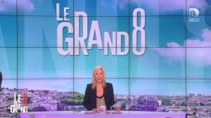 Laurence Ferrari dans le Grand 8 - 11/04/16 - 07