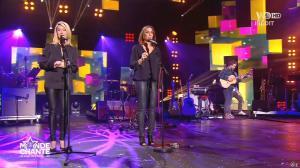 Louise Ekland et Virginie Guilhaume dans Tout le Monde Chante - 17/12/15 - 01