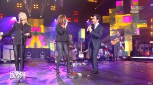 Louise Ekland et Virginie Guilhaume dans Tout le Monde Chante - 17/12/15 - 02