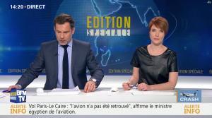 Lucie Nuttin dans BFM TV - 19/05/16 - 02