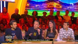 Ludivine Sagna dans Touche pas à mon Sport - 09/06/16 - 11