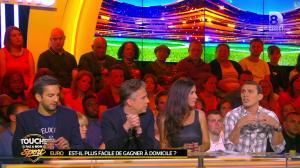Ludivine Sagna dans Touche pas à mon Sport - 09/06/16 - 14